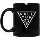 Stylish Rallycross Black  Mug Black Ceramic 11oz Coffee Tea Cup
