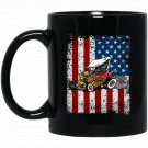 Custom Car T Black  Mug Black Ceramic 11oz Coffee Tea Cup