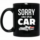 Awesome Car Lover Gifts For Men Women and Kids (2) Black  Mug Black Ceramic 11oz Coffee Tea Cup