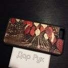 Wood carved case for Apple iPhone 6, iPhone 6S, handmade custom phone accessories