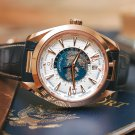 Omega Seamaster Aqua Terra 150m Master Chronometer GMT Worldtimer