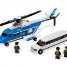 Lego City 3222: Helicopter and Limousine