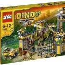 2012 Lego Dino Defense HQ