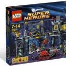 Lego Super Heroes 2012:Batman The Batcave 6860