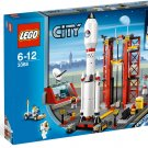 2011 Lego City Space Center 3368