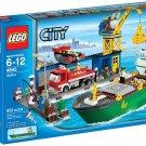 2011 Lego City Harbor 4645
