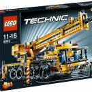 2010 Lego Technic:Mobile Crane 8053
