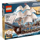 2010 Lego Pirates:Imperial Flagship 10210