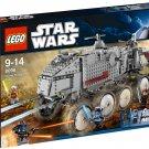2010 Lego Star Wars:Clone Turbo Tank 8098
