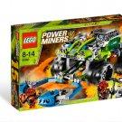 2010 Lego Power Miners:Claw Catcher 8190