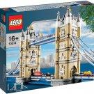 2010 Lego Sculptures:Tower Bridge 10214