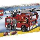 2009 Lego Creator:Fire Rescue 6752