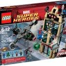 Lego 2013:Spider-Man: Daily Bugle Showdown 76005