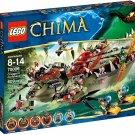 Lego 2013:Cragger's Command Ship 70006