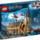 2018 Lego Harry Potter:Hogwarts Great Hall 75954