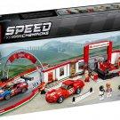 2018 Lego:Ferrari Ultimate Garage 75889