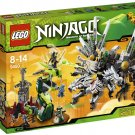 2012 Lego Ninjago:Epic Dragon Battle 9450