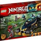2017 Lego Ninjago:Samurai VXL 70625
