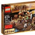 2012 Lego Hobbit:Barrel Escape 79004
