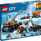 2018 Lego City:Arctic Mobile Exploration Base 60195