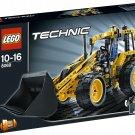 2011 Lego Technic:Backhoe Loader 8069