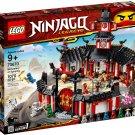 2017 Lego Ninjago:Monastery of Spinjitzu 70670