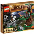 2012 Lego Hobbit:Attack of the Wargs 79002
