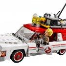 2016 Lego Ghostbusters:Ecto-1 & 2  75828