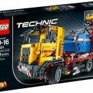2014 Lego Technic:Container Truck 42024