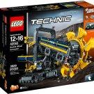 2016 Lego Technic:Bucket Wheel Excavator 42055