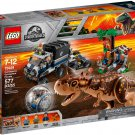 2018 Lego Jurassic World:Carnotaurus Gyrosphere Escape 75929