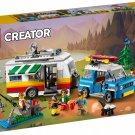 2020 Lego Creator:Caravan Family Holiday 31108