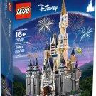 2016 Lego Disney Castle 71040