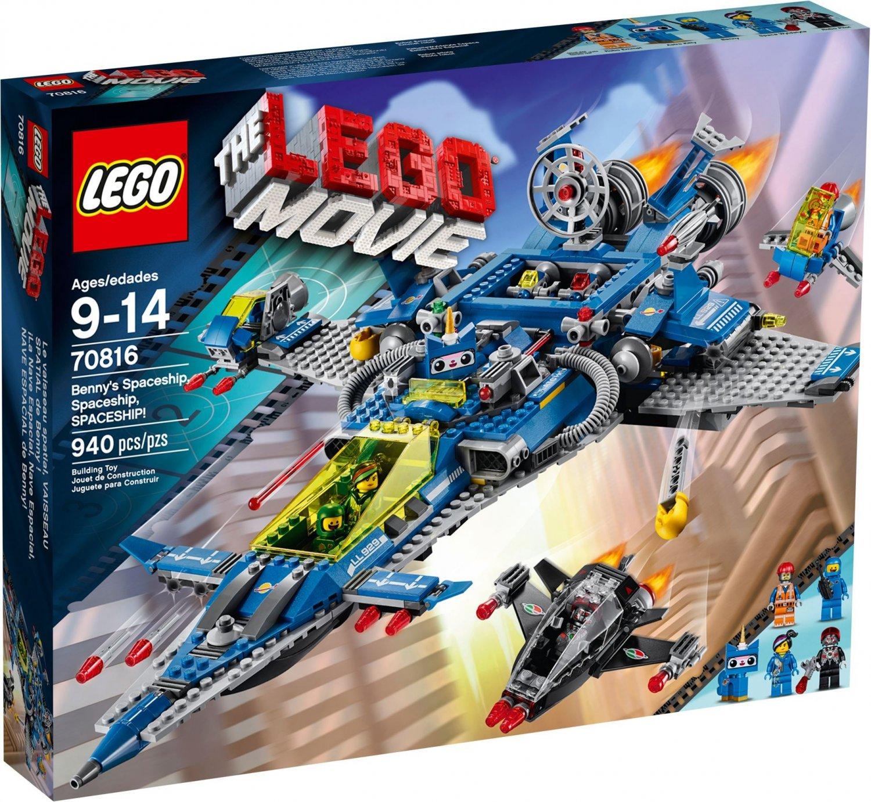 2014 Lego:Benny's Spaceship, Spaceship, SPACESHIP! 70816