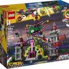 2017 Lego Super Heroes:The Joker Manor 70922