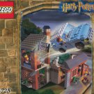 2002 Lego Harry Potter:Escape from Privet Drive 4728