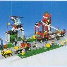 1999 Lego Town:Super Rescue Complex 6464