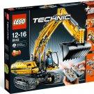 2010 Lego Technic:Motorized Excavator 8043