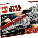 2009 Lego Star Wars:Venator-Class Republic Attack Cruiser 8039