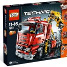 2009 Lego Technic:Crane Truck 8258