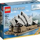 2013 Lego Sydney Opera House 10234