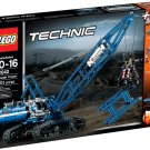2015 Lego Creator Crawler Crane 42042