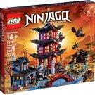 2015 Lego Ninjago Temple of Airjitzu 70751