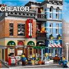 2015 Lego Detective's Office 10246