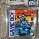Nintendo Game Boy Mega Man Dr Wily's Revenge WATA 8.0