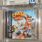 Playstation 1 Crash Bash WATA 9.8 A++ NEW