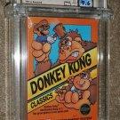 Nintendo Donkey Kong Classics WATA 9.6 A++