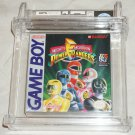 Nintendo Game Boy Mighty Morphin Power Rangers WATA 9.8 A+ New