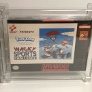 Super Nintendo Tiny Toon Adventures: Wacky Sports Challenge WATA 9.6 A+