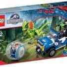 Lego Dilophosaurus Ambush 75916